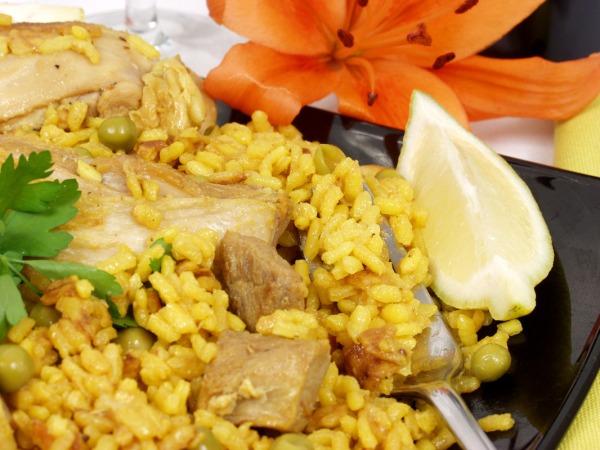 Spanish.Chicken.Rice