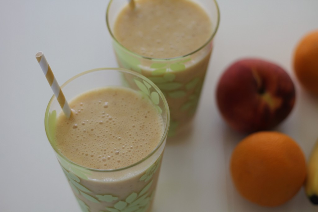 Peach Chocolate Marrie