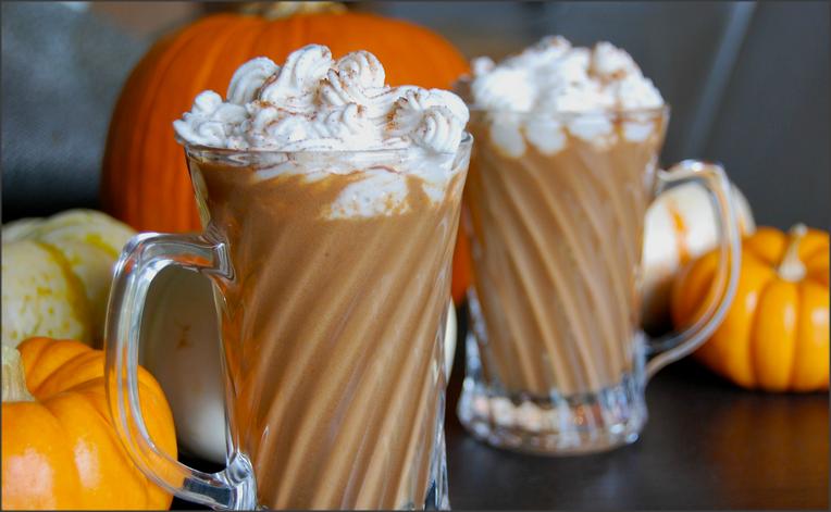 Creamy Coconut Hot Chocolate