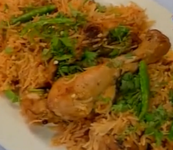 Lebanese Chicken Pulao