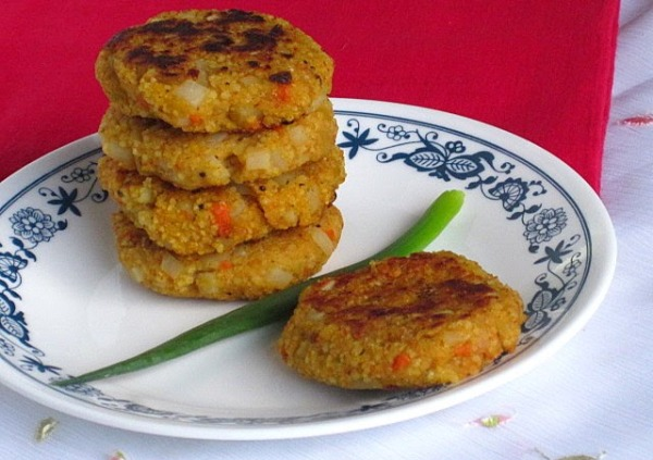 Lentil.and.Vegetables.Cutlets