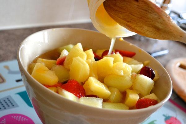 Liquid Fruit Salad