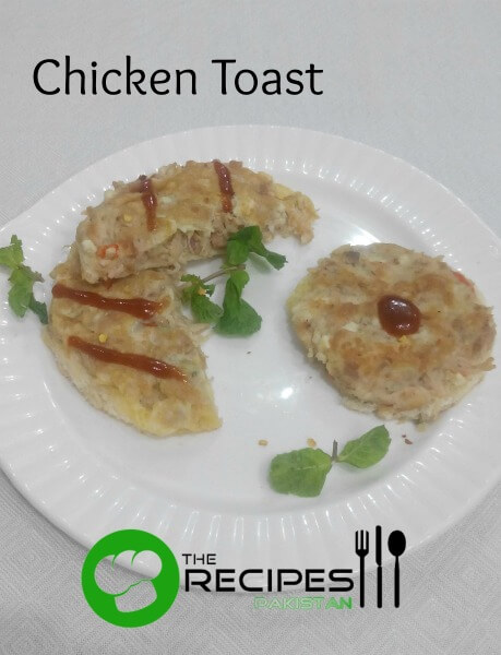 Easy Chicken Toast