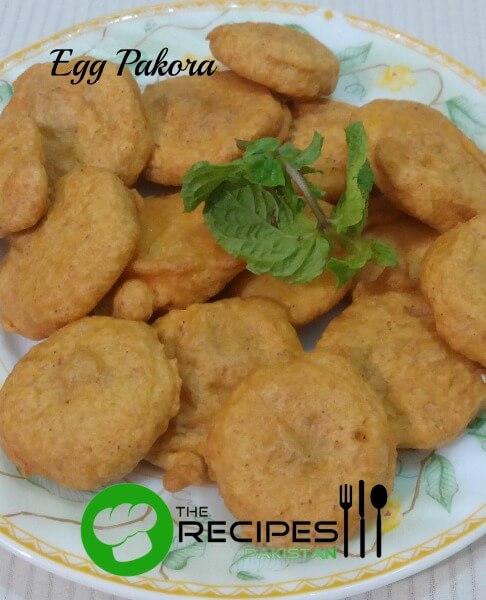How to Make Egg Pakora